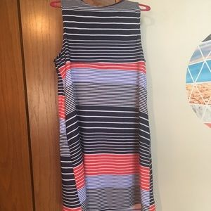 153a0781088 Gerry Dresses - GS Gerry Tidal Retreat Striped Dress Size XL